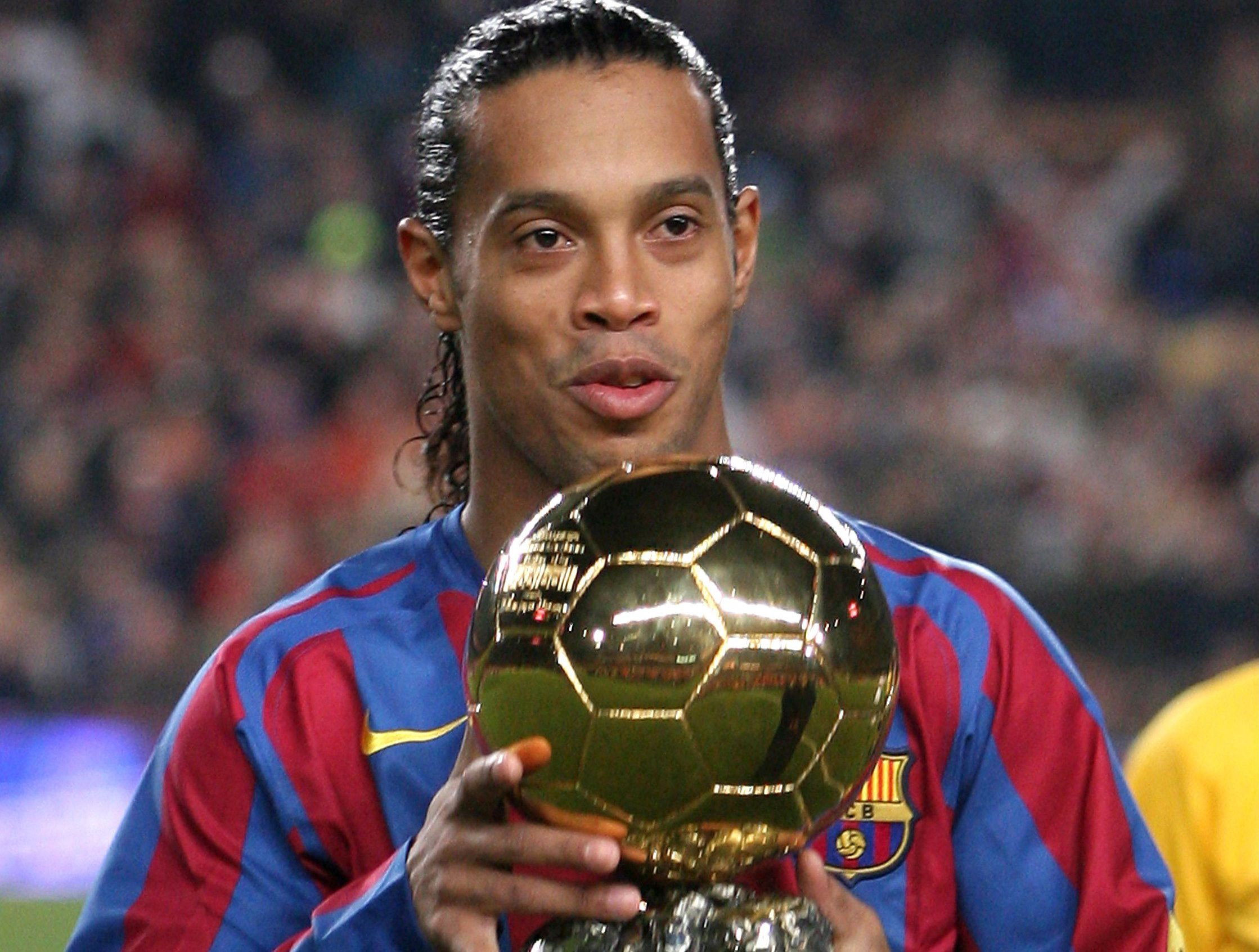 Ronaldinho — A Retrospective Look At the Flawed Legend | by Benjamin  Dalusma | thelibero
