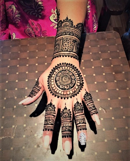 Latest Bridal Mehndi Styles For Asian Girls 2020 By Webscare Inc Medium