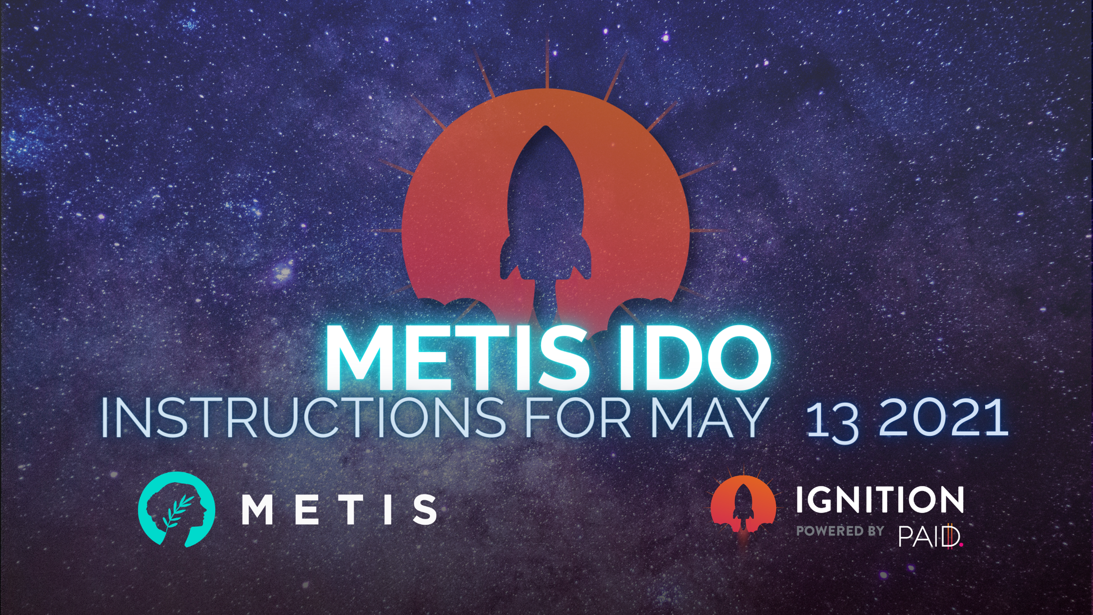 Metis Winners and IDO Details