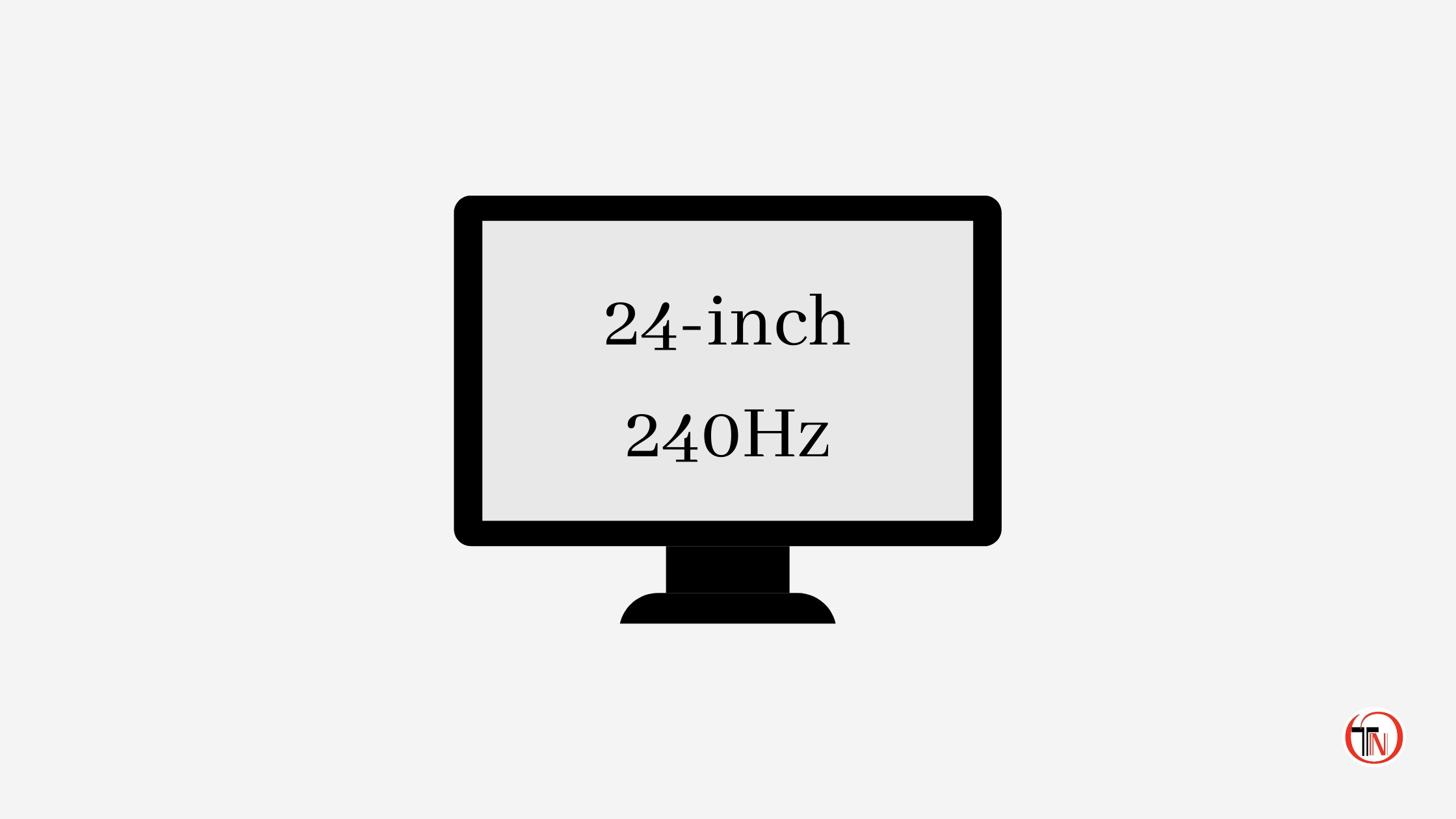 Best 24-inch 240hz Gaming Monitor