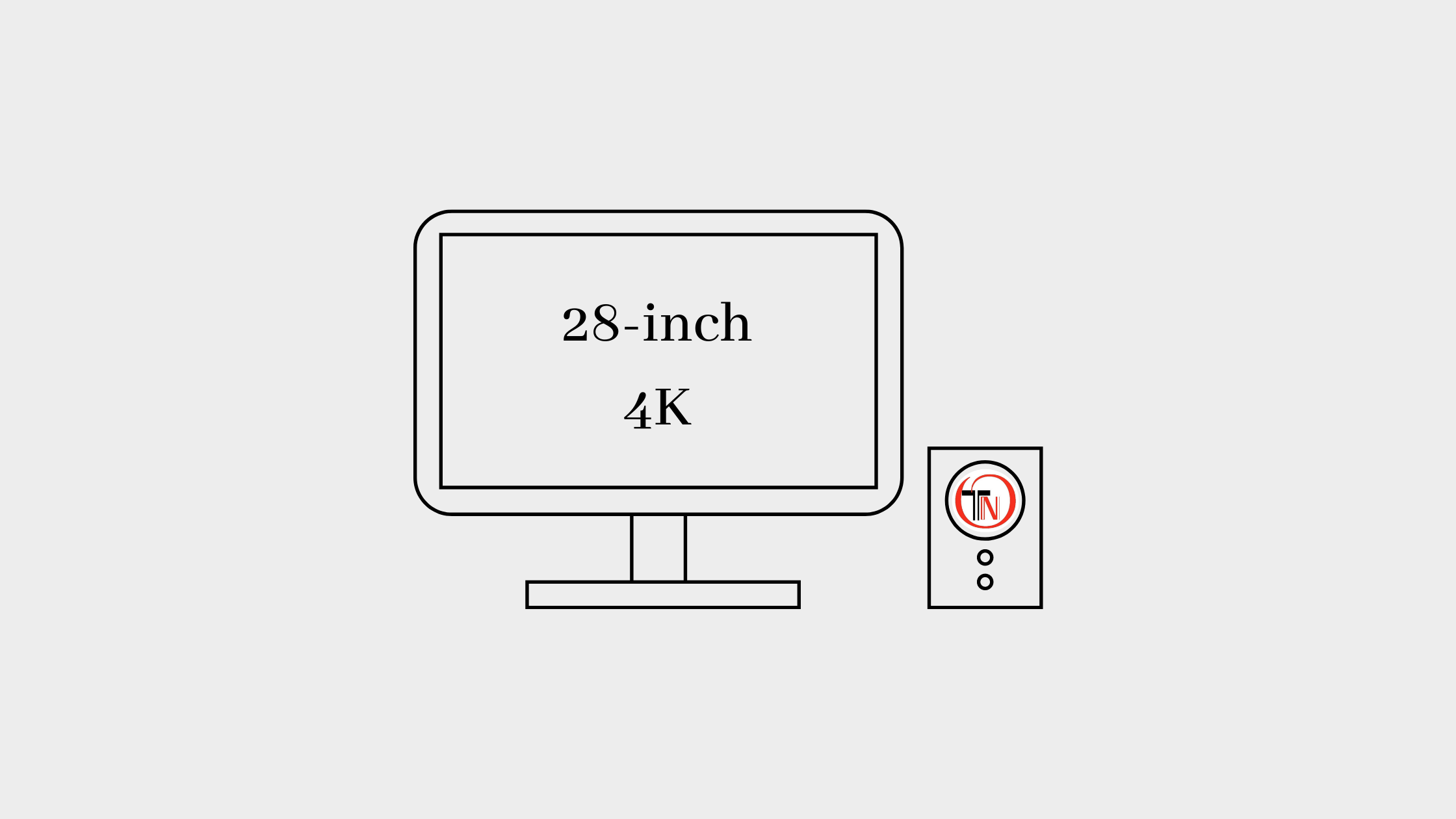 Best 28-inch 4k Gaming Monitor