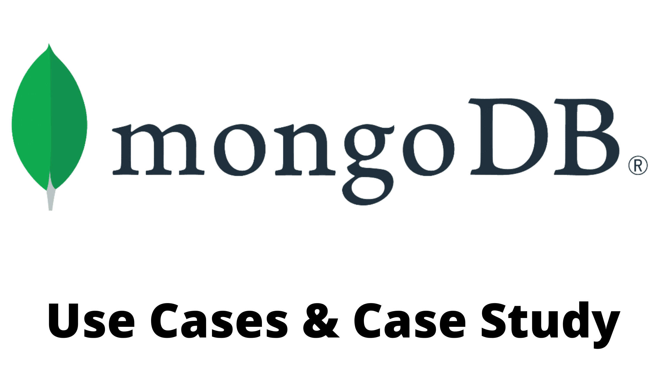 use cases and case study mongodb nosql database