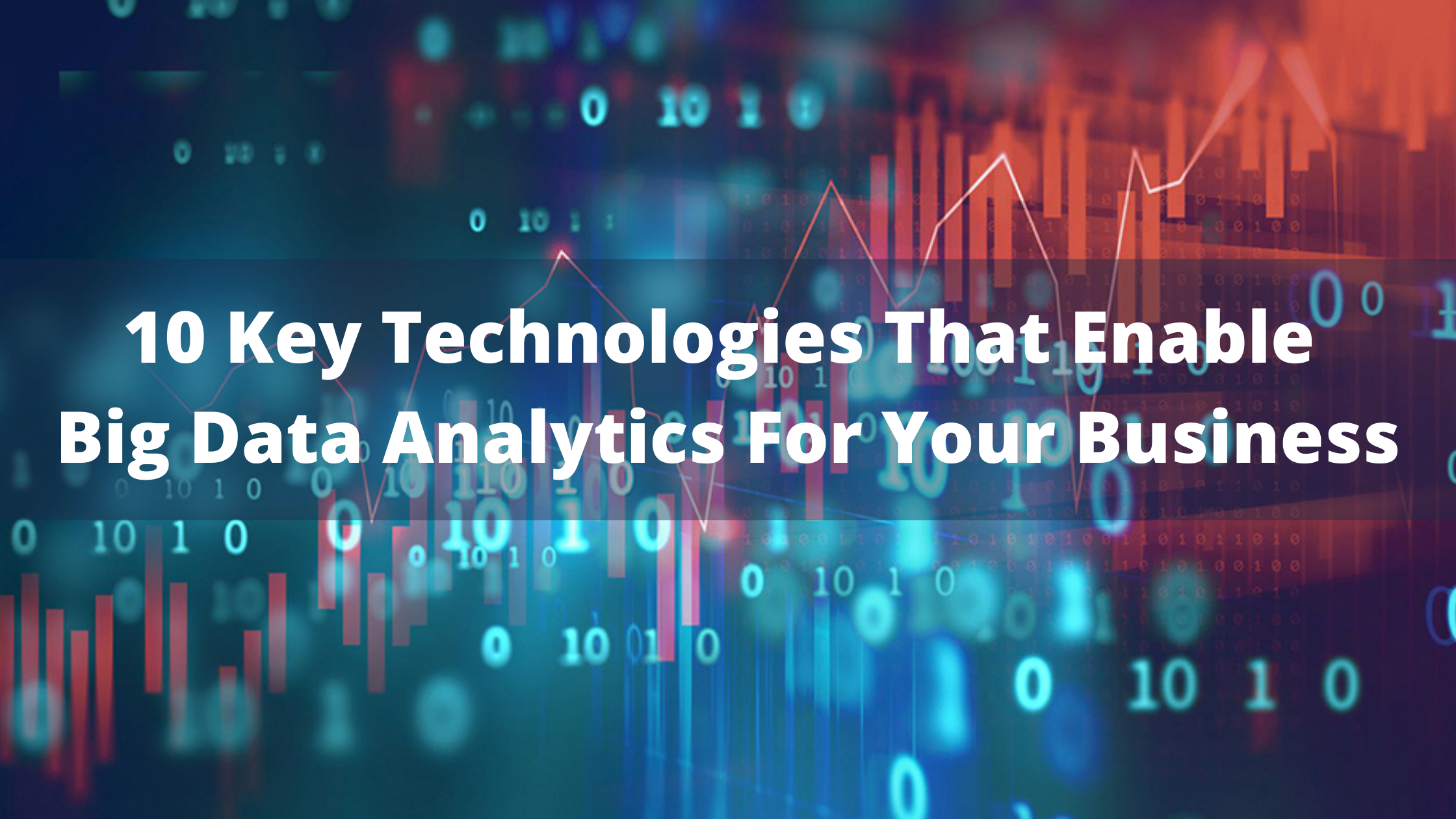 Big Data Analytics For Businesses