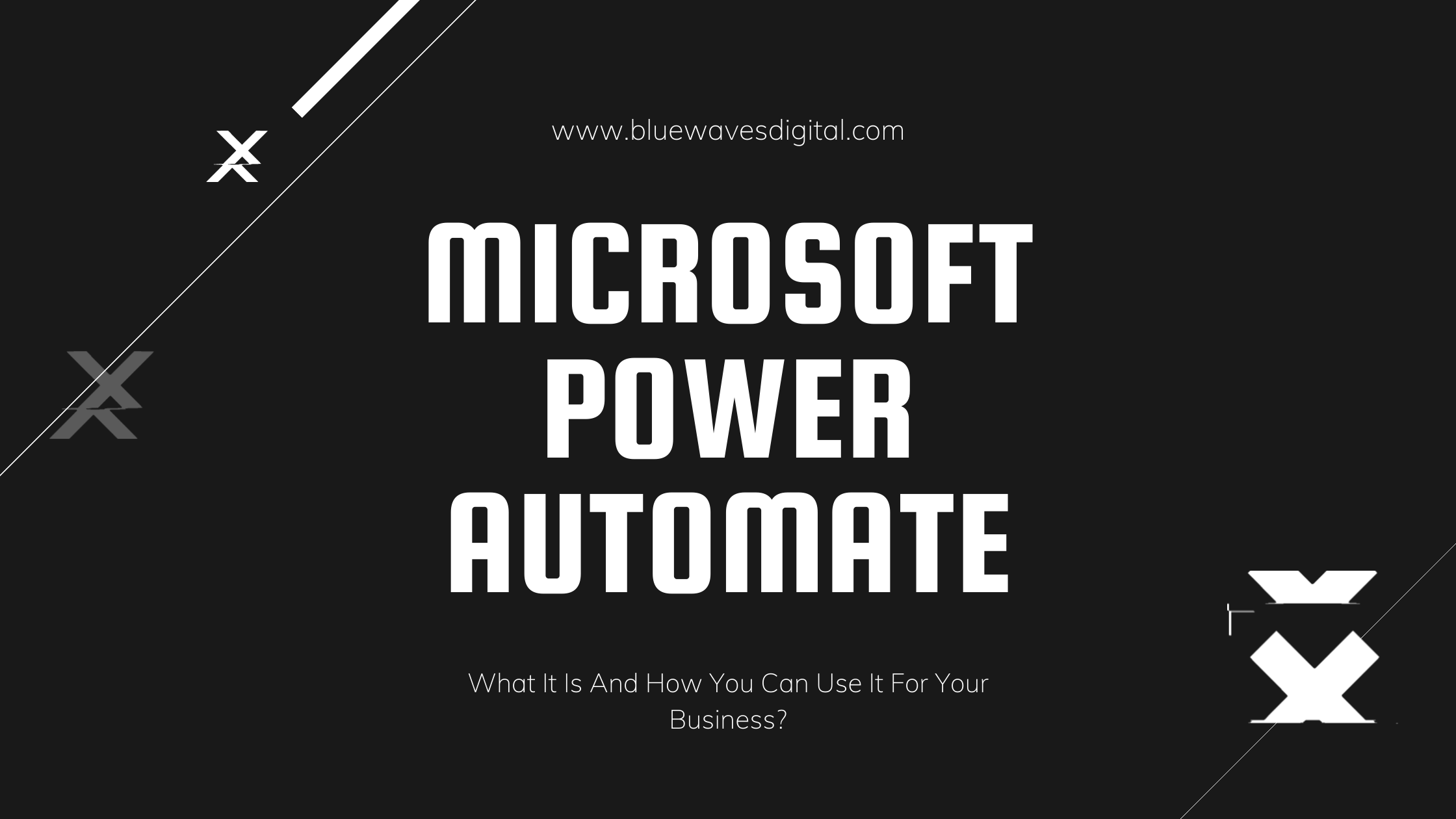 Microsoft Power Automate — How You Can Use It For Your Business?