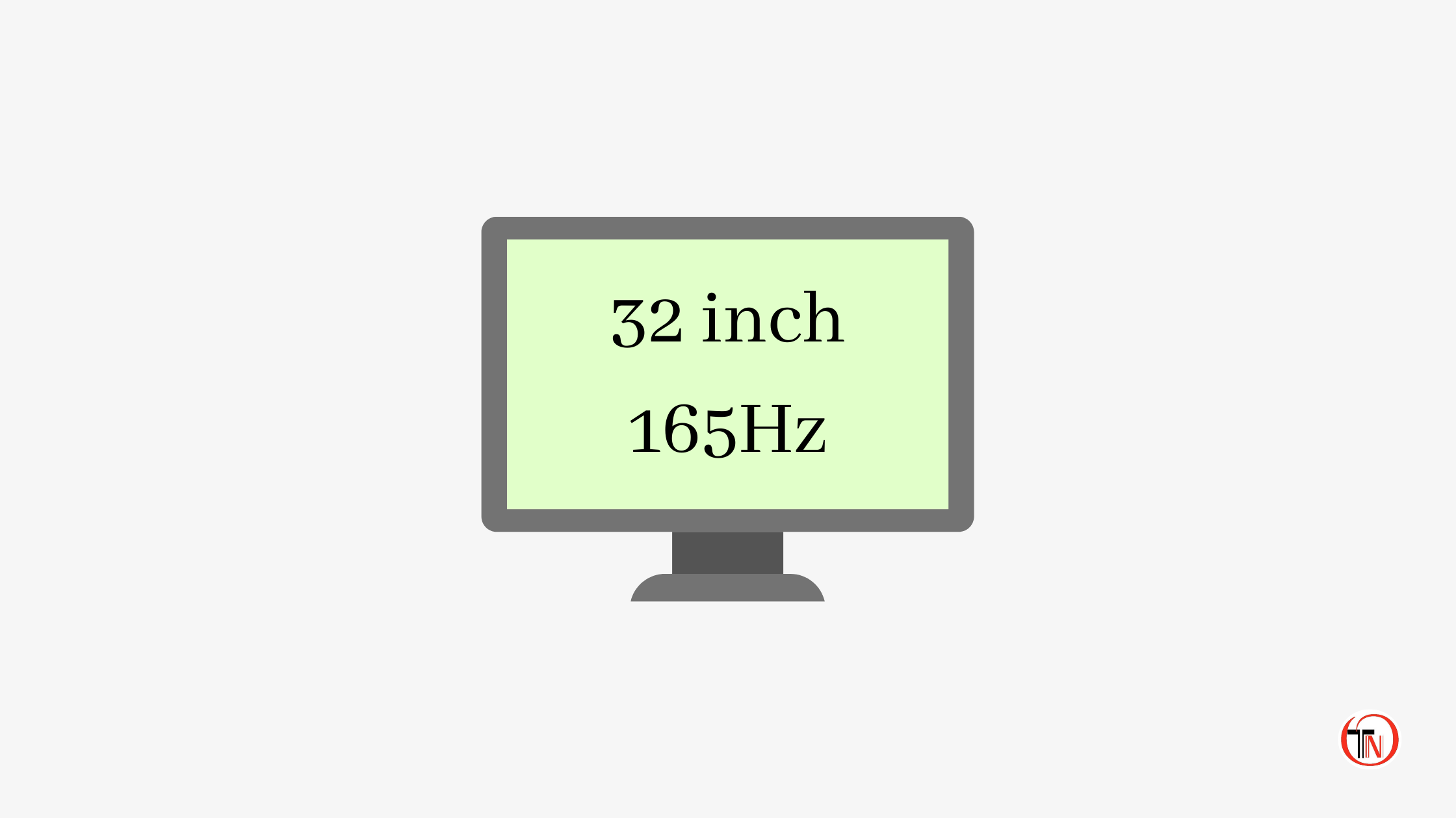Best 32-inch 165Hz Gaming Monitor