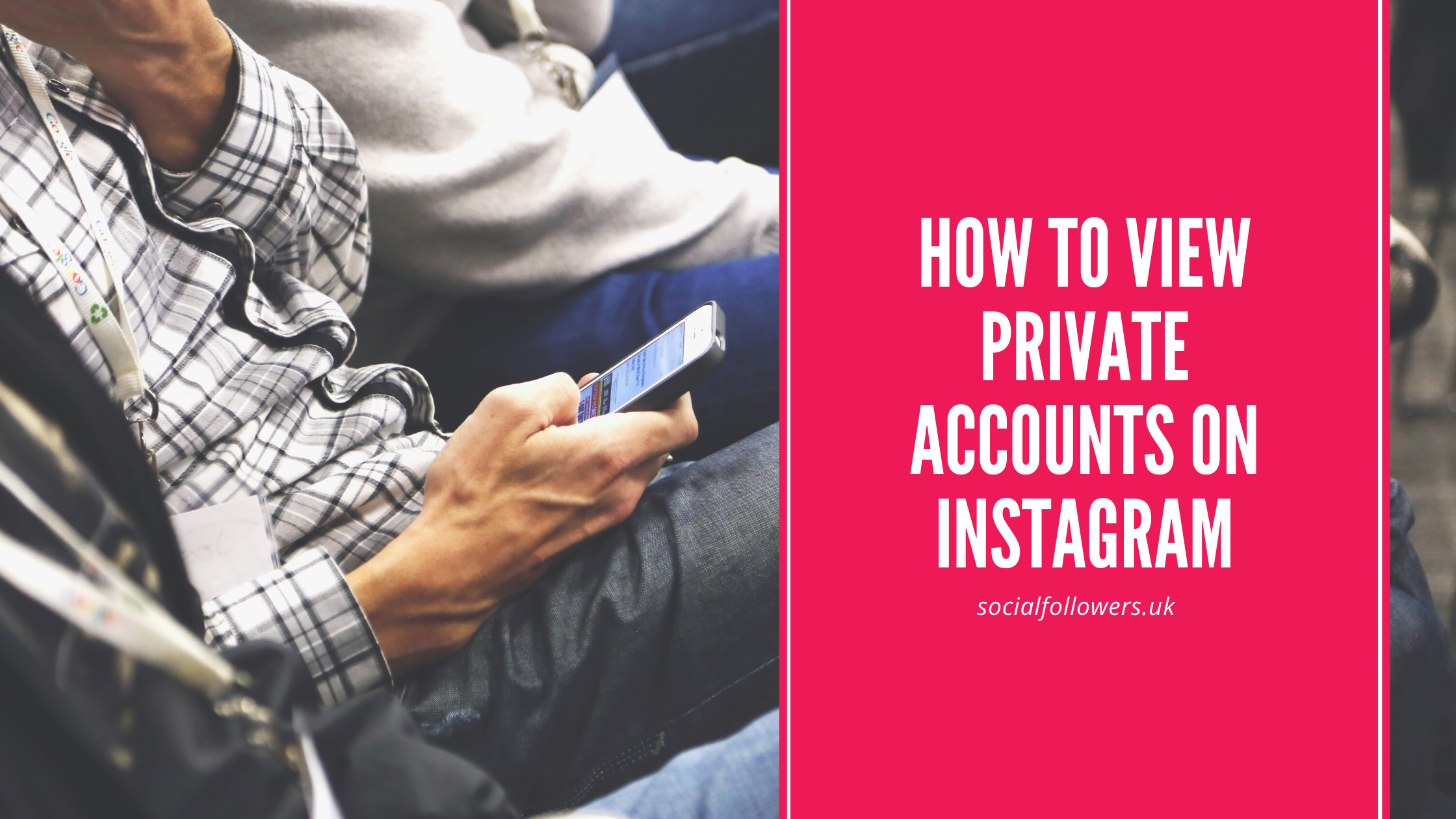 View Private Accounts on Instagram
