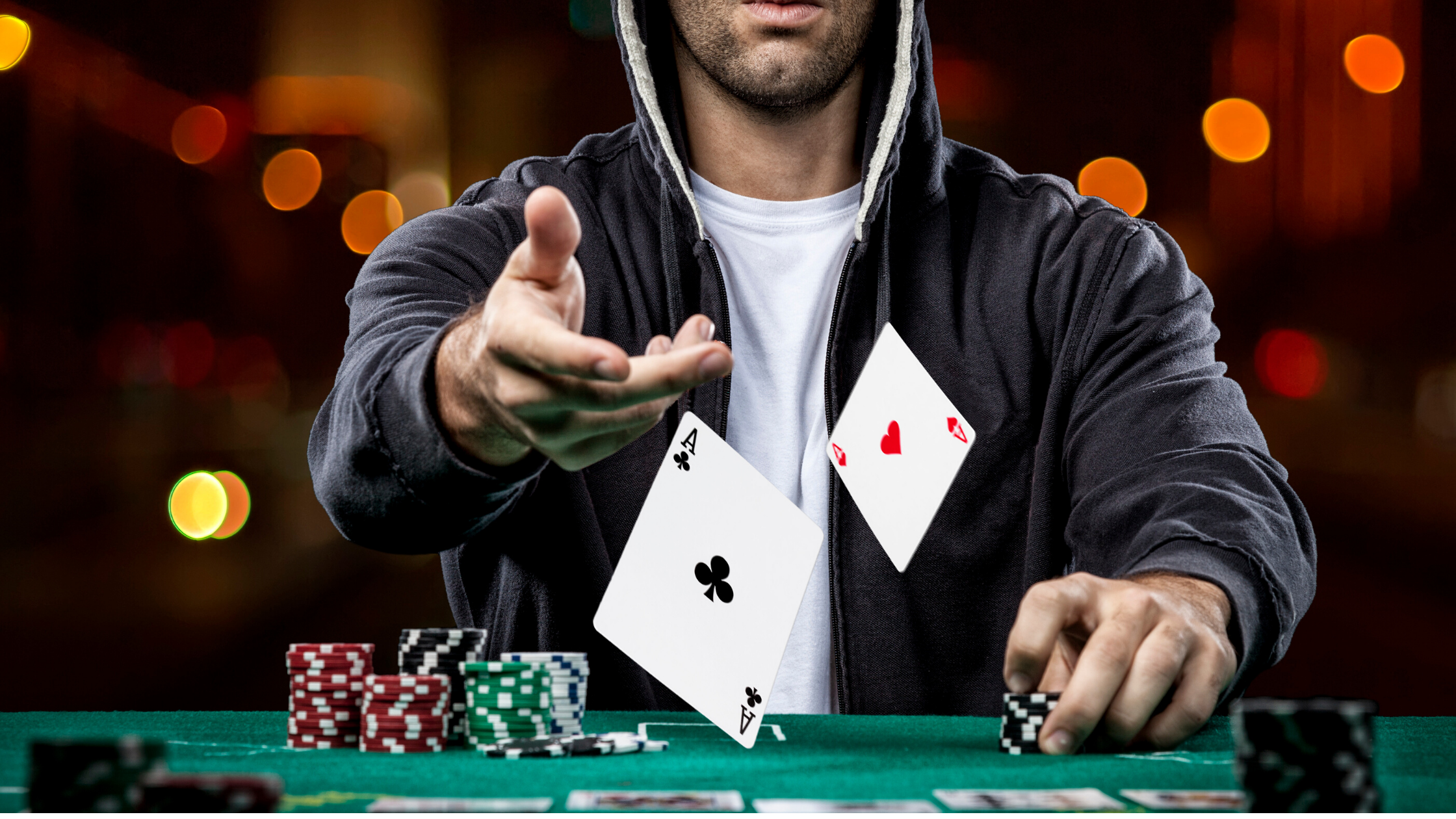 What is it like to be a professional poker player? | by Peter Stephenson |  The KickStarter | Medium