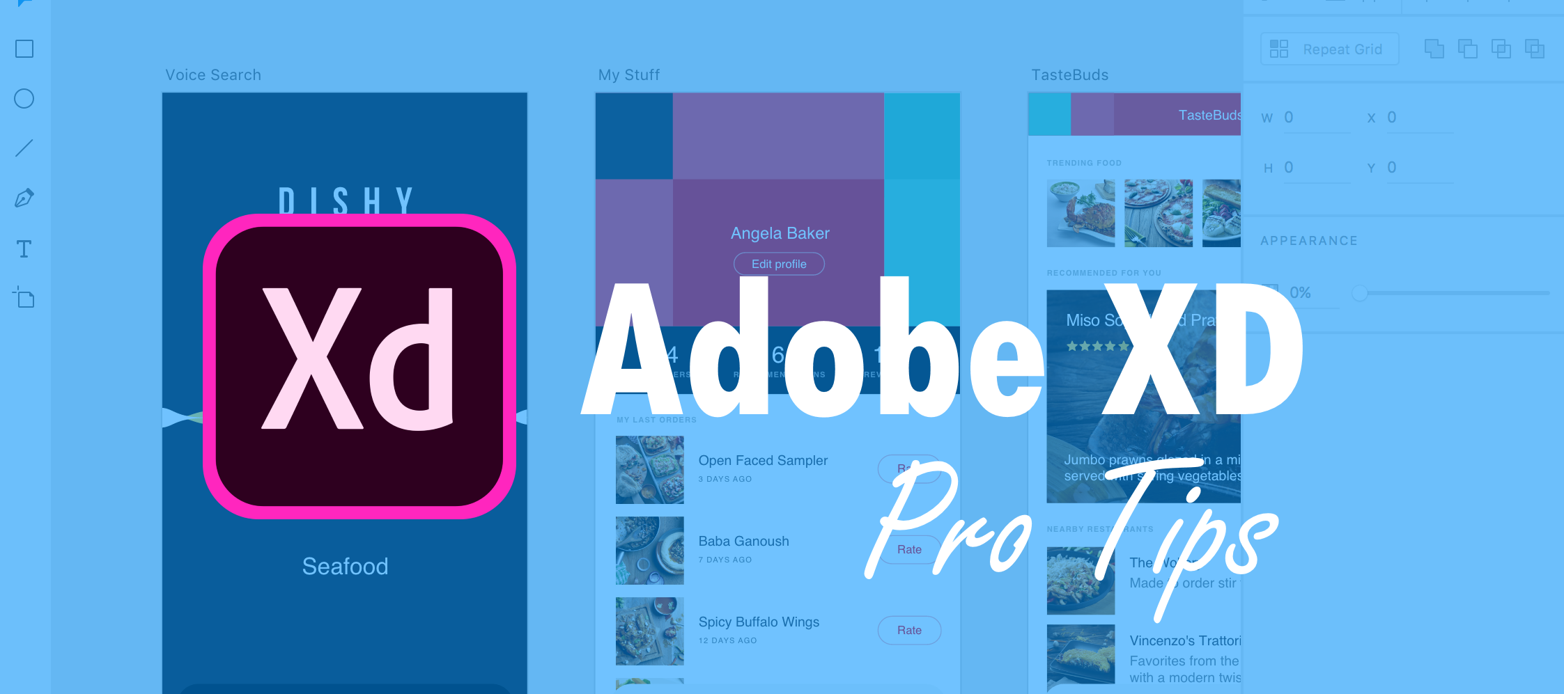 10 Pro Tips for Adobe XD Users. Issue #2, July 2019, Working With… | by uxplanet.org | UX Planet