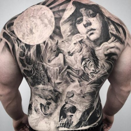 How To Make Your Old Tattoo Look Good And Shiny Again By Trending Tattoo Medium