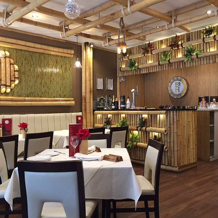 Get A Fine Dine Experience At Bamboo House Well Liked For Goat Curry With Bhakri By Bamboo House Medium