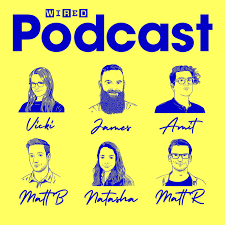 The WIRED Podcast cover