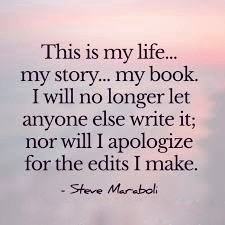 write a story about doing the rest of your life