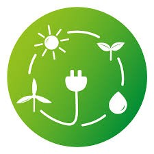 sun, wind, plants and water are all necessary to provide energy to the whole world