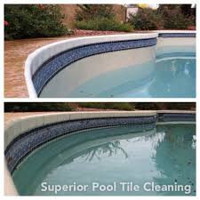 Deck o Seal - Pool tile cleaning - Medium