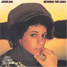"""Cover image of Janis Ian's """"Between the Lines"""" album featuring the song, """"At Seventeen"""""""