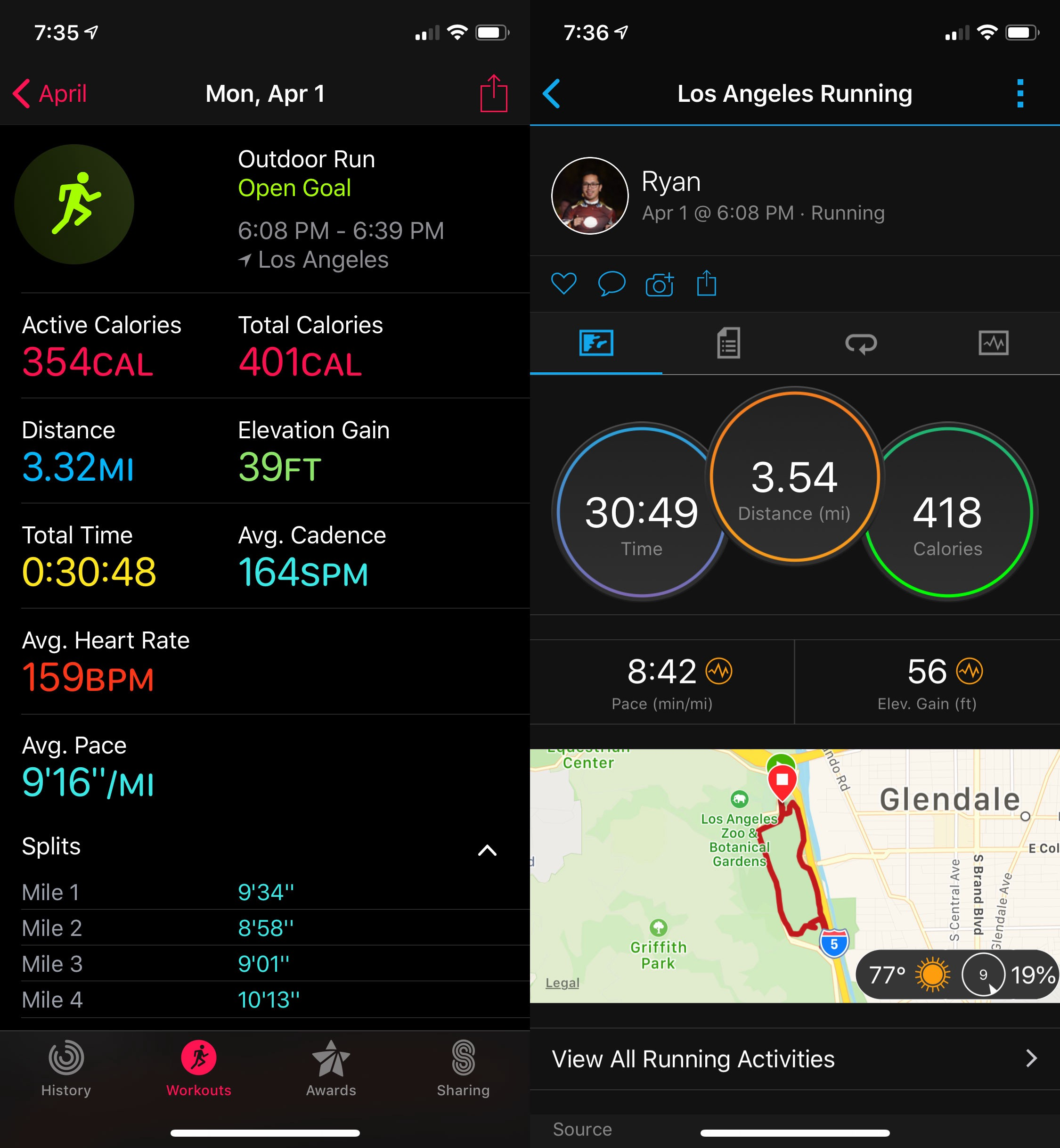 Data Driven Running: Comparing the Apple Watch and Garmin ...
