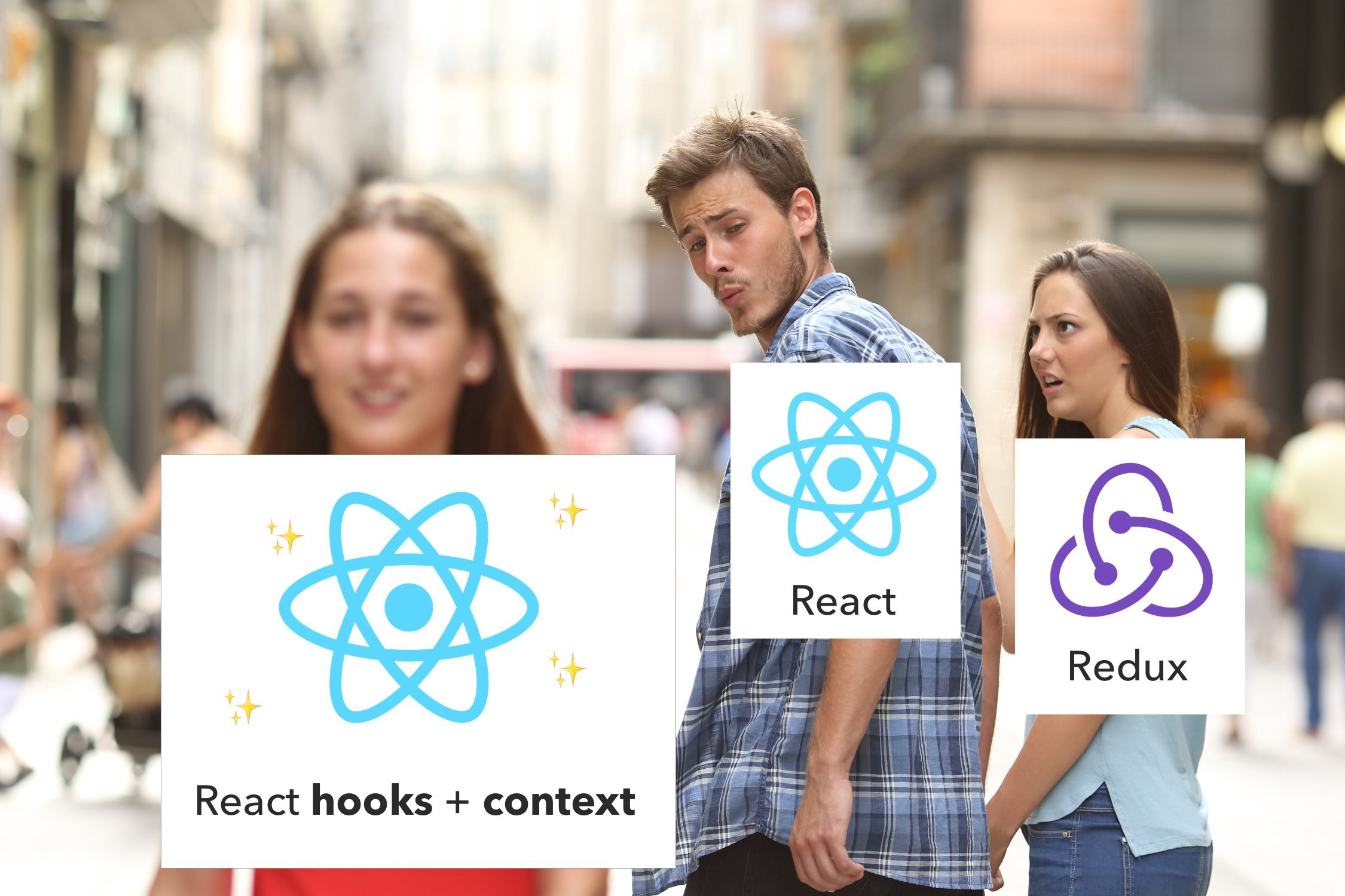 Replacing redux with react hooks and context (part 1)