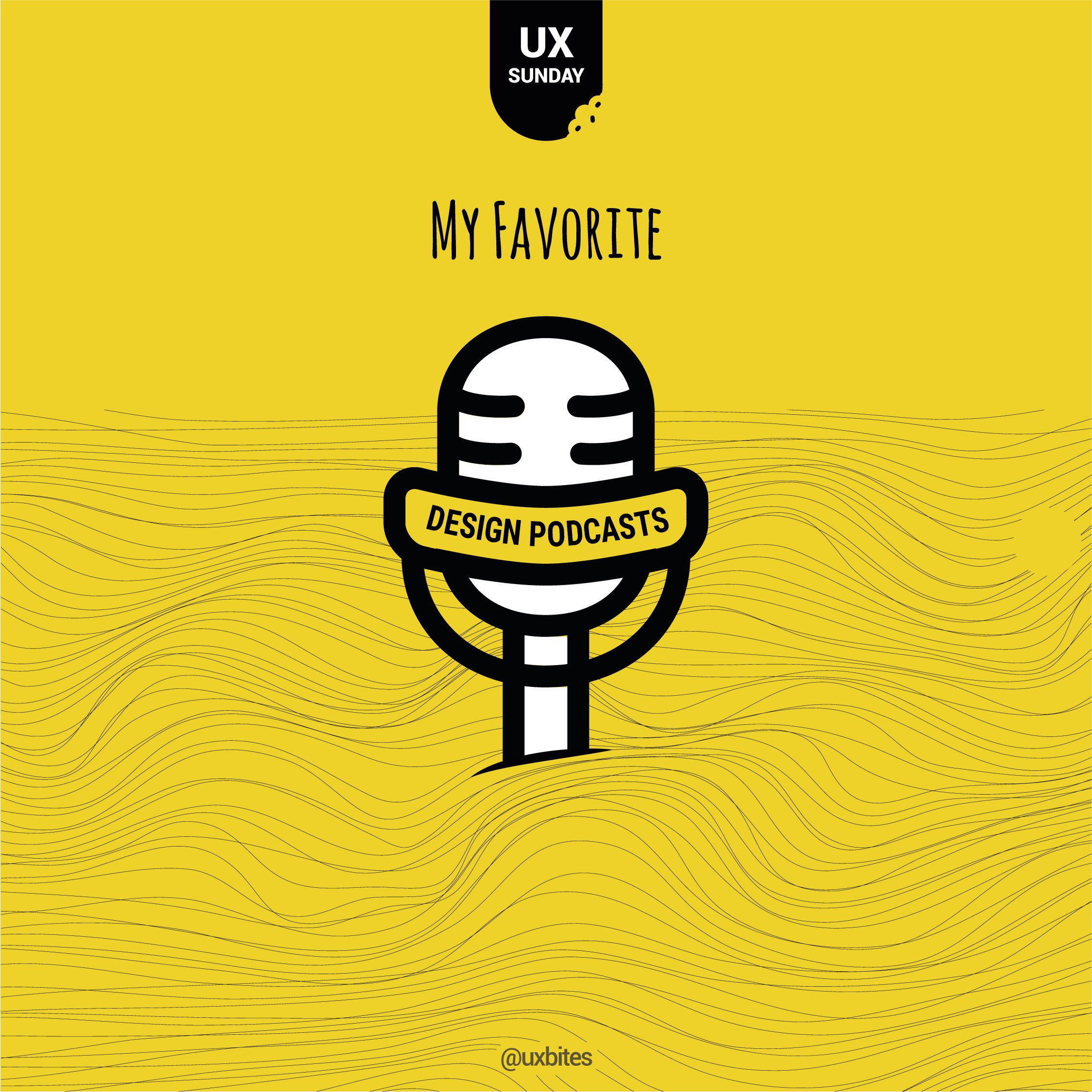 My Favorite Design Podcasts 8 Of My Favorite Design Podcasts With By Ux Bites Noteworthy The Journal Blog