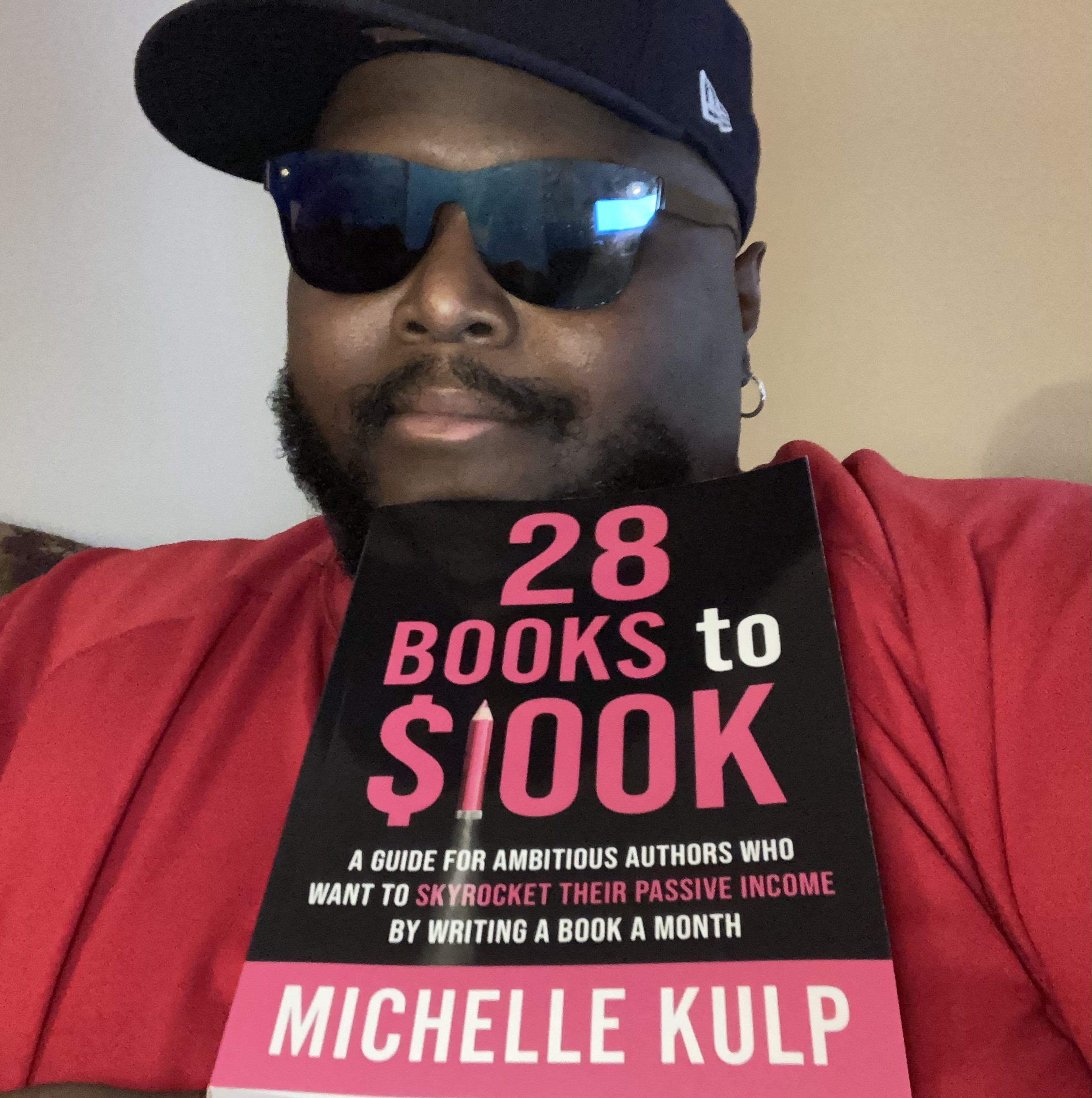28 Books to 100K by Michelle Kulp