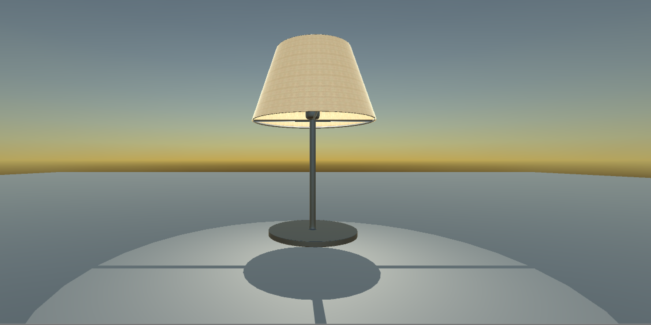 How to make a working ( turn on/off lights-c# script) lamp