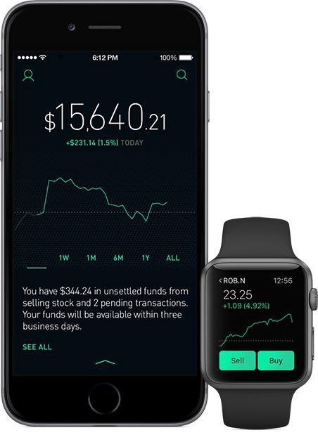 Robinhood 5 Reasons The Stock Trading App Has Cracked Application Design By Canvs Editorial Canvs Medium