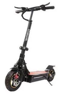 600 Lb Capacity Electric Scooter