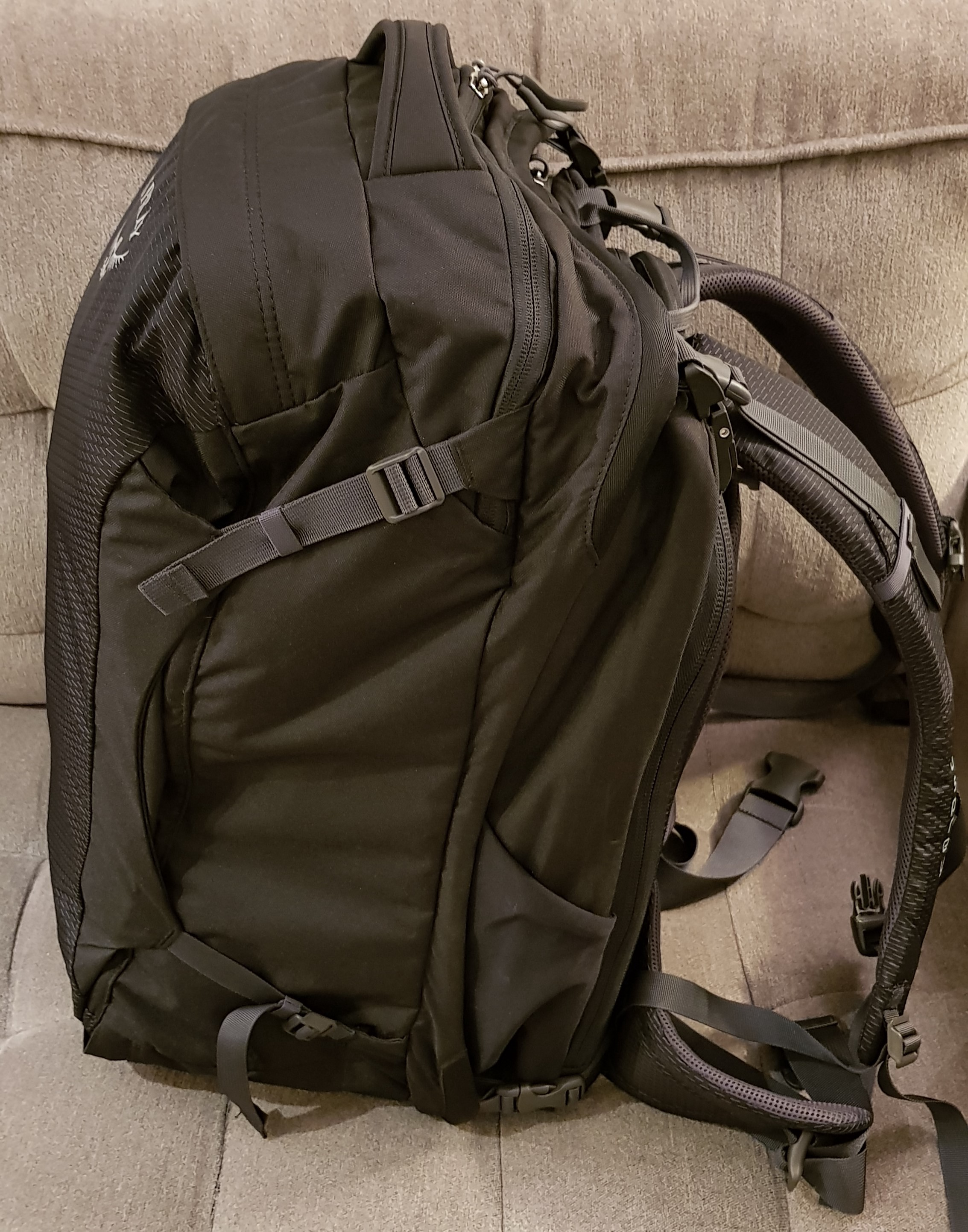 H/&L type Utility Straps Quick Release Backpack Compression luggage Straps