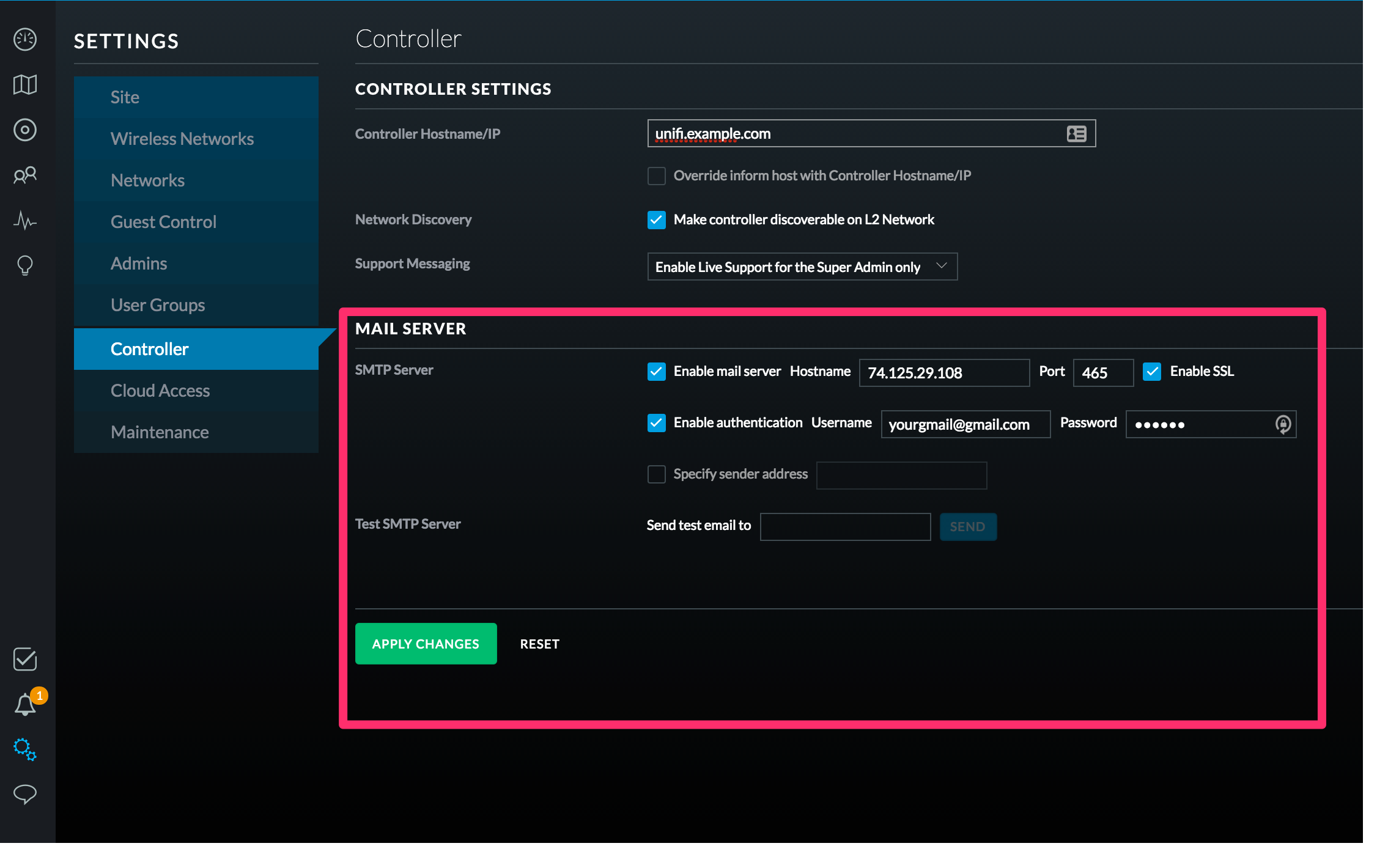 Running Unifi Controller in Docker on Synology - Chad Tindel