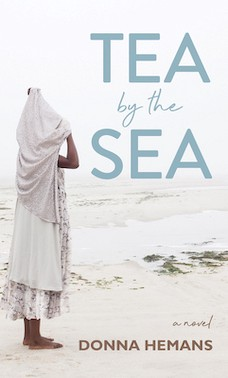Book cover: Tea By the Sea by Donna Hemans