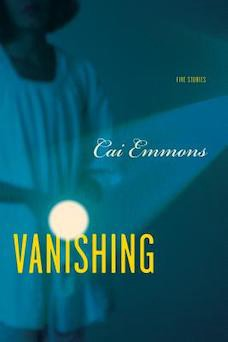 Book cover: Vanishing by Cai Emmons