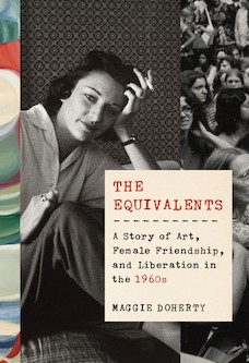 Book cover: The Equivalents by Maggie Doherty