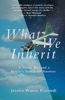 Book cover: What We Inherit by Jessica Pearce Rotondi