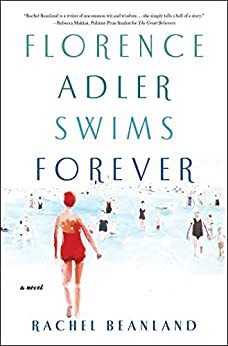 Book cover: Florence Adler Swims Forever by Rachel Beanland