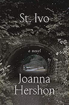 Book cover: St. Ivo by Joanna Hershon
