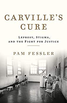 Book cover: Carville's Cure by Pam Fessler