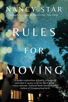 Book cover: Rules For Moving by Nancy Star