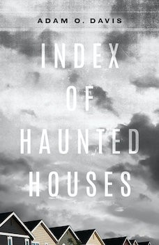 Book cover: Index of Haunted Houses by Adam O. Davis