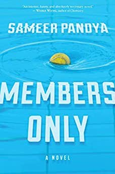 Book cover: Members Only by Sameer Pandya