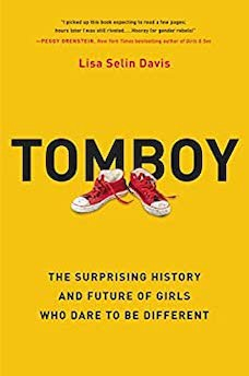 Book cover: Tomboy by Lisa Selin Davis