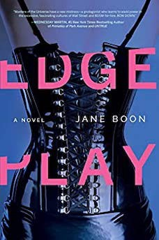 Book cover: Edge Play by Jane Boon