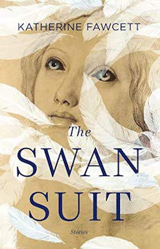 Book cover: The Swan Suit by Katherine Fawcett