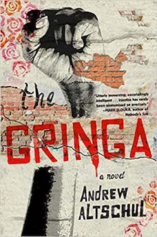 Book cover: The Gringa by Andrew Altschul