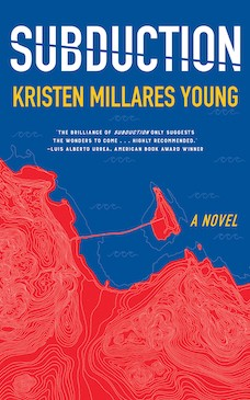 Book cover: Subduction by Kristen Millares Young