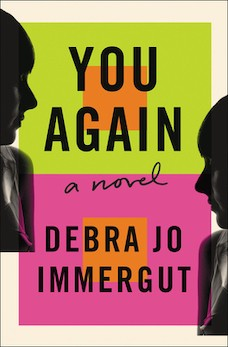 Book cover: You Again by Debra Jo Immergut