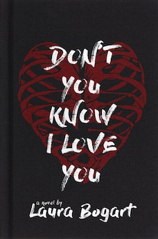 Book cover: Don't You Know I Love You by Laura Bogart
