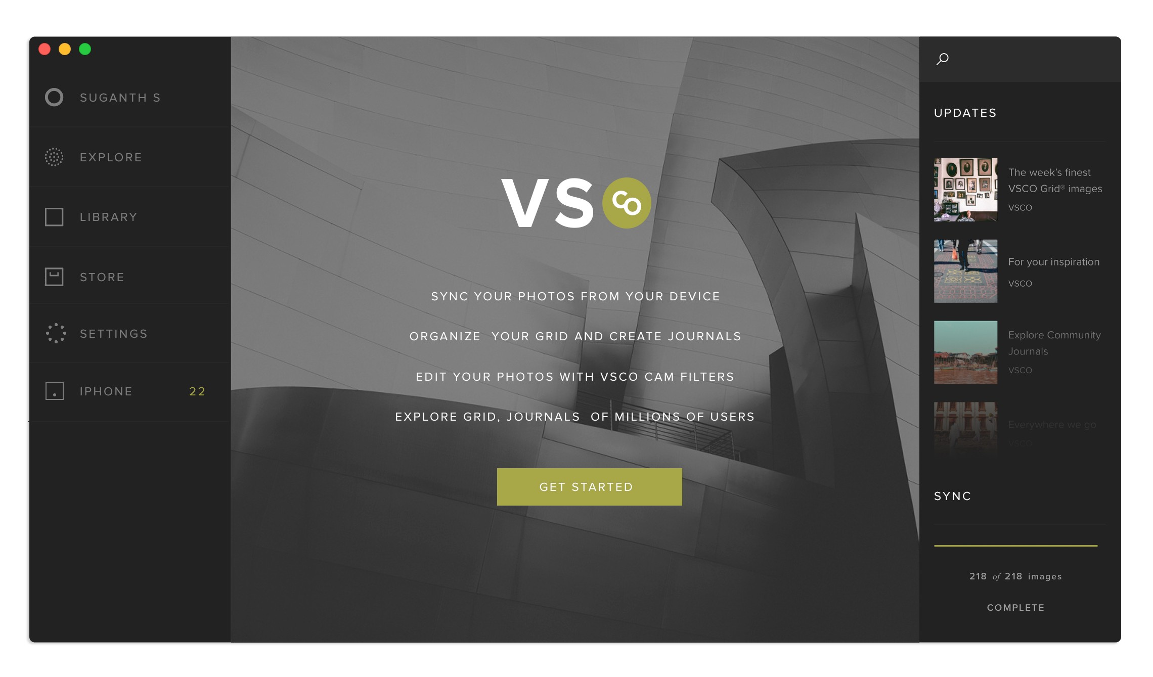 VSCO Suite for Mac OS X - Let's make good products - Medium