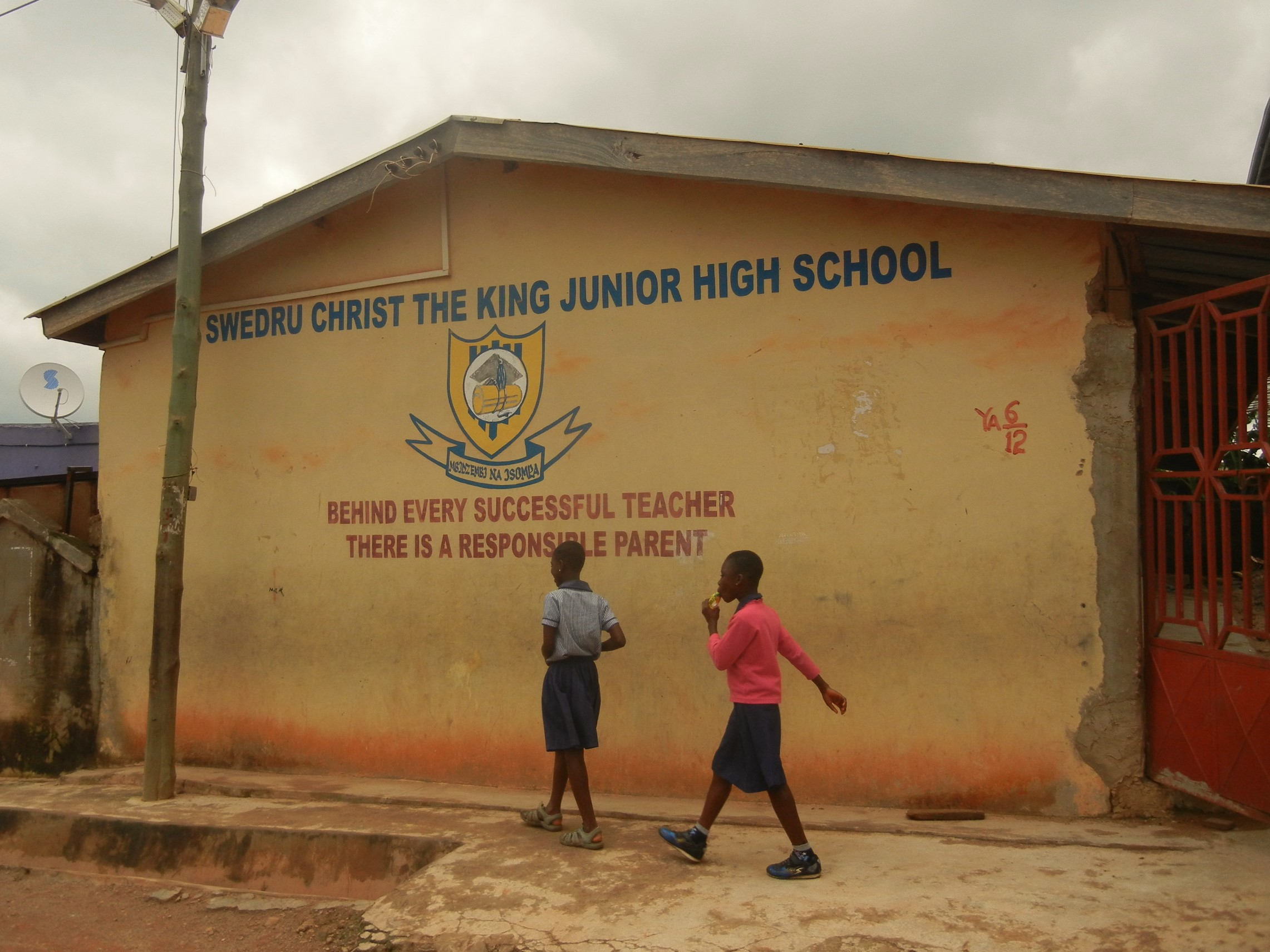 Christ The King Junior High School