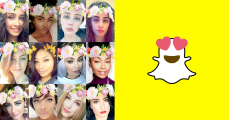 Why Snapchat Filters Make Them More Attractive By Amine Ketz