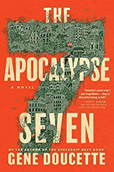 Book cover of The Apocalypse Seven by Gene Doucette