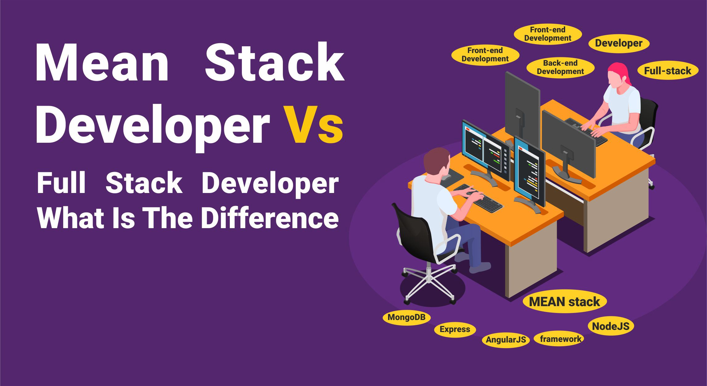 Full stack developers for hire